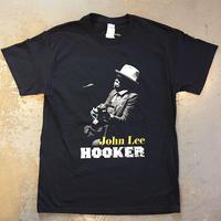 ジョン・リー・フッカー・ハマースミス オデオン ロンドン 1987 T-シャツ
