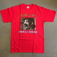 フランク ザッパ・チャンガの復讐 1970 Tシャツ レッド