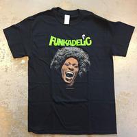 ファンカデリック・マゴット ブレイン・フリー ユア マインド 1970-71 Tシャツ