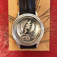 グレイトフル デッド・スティール ユア フェイス 電池式 腕時計 専用ケース付き
