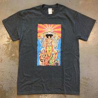ジミ ヘンドリックス エクスペリエンス・アクシス: ボールド・アズ・ラヴ 1967 Tシャツ