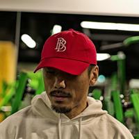 BB CAP Ⅲ  カラー:レッド  品番: 6015