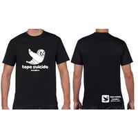 Tシャツ トペ  ブラック ルチャリブレ