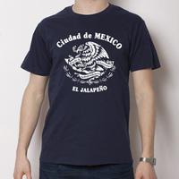 インデペンデンシアTシャツ  ネイビー
