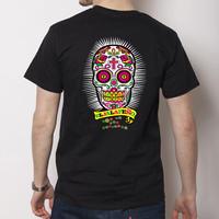 ディア デ ロス ムエルトス2Tシャツ  ブラック