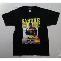 サスケ・ザ・グレート コラボ Tシャツ ブラック