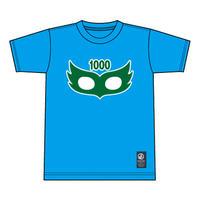 スカイマン 1Tシャツ アニメカラー ターコイズ