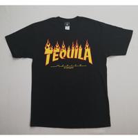 テキーラファイア Tシャツ  ブラック メキシコ