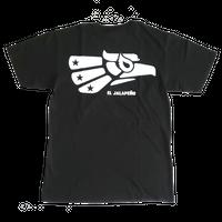 ビッグアギラTシャツ ブラック ルチャリブレ