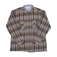 80s Polo Ralph Lauren(ポロラルフローレン) ウールシャツ