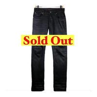 Nudie Jeans(ヌーディージーンズ)  オイルコーティングデニムパンツ