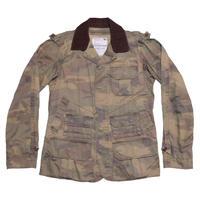 TRANS CONTINENTS(トランスコンチネンツ) ハンティングジャケット