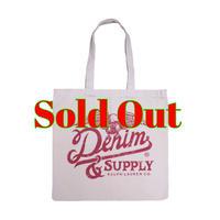 DENIM&SUPPLY Ralph Lauren(デニムアンドサプライ ラルフローレン) トートバッグ エコバッグ