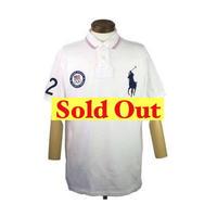 Polo Ralph Lauren(ポロ ラルフローレン) 12 ロンドンオリンピックUSAチームポロシャツ