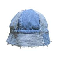 BLUE BLUE(ブルーブルー) リメイクデニムハット