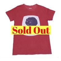 KAPITAL(キャピタル) 猫プリントTシャツ