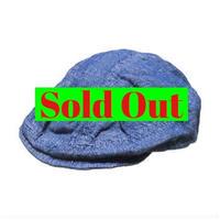 KAPITAL(キャピタル) デニムハンチング帽