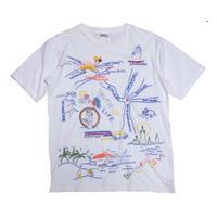 GAIJIN MADE(ガイジンメイド) 刺繍Tシャツ