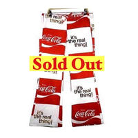 Coca Cola(コカコーラ) イージーパ ンツ(ベルボトム)