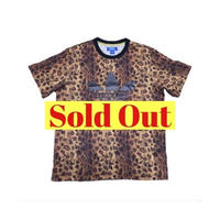 adidas(アディダス) 豹柄Tシャツ
