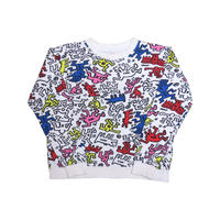 『レディース』Keith Haring /FOREVER 21(キースへリング/フォーエバー 21 ) スウェット