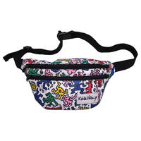 Keith Haring/BROWNY(キースへリング/ブラウニー) ボディーバッグ