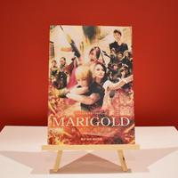 「MARIGOLD〜絶望の花言葉〜」公演パンフレット