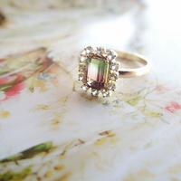 Sparkle Ring (パーティーカラードトルマリン)