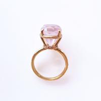 Jewel Ring (ローズクォーツ)