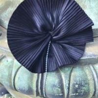 Corsage de Beau  Saison Miki calla flower black