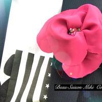 Corsage de Beau  Saison Miki  Rose Pink