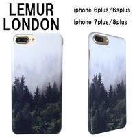 風景画 lemur iphone7plus iphone8plus アイフォン8プラス ケース 6plus スマホケース メンズ