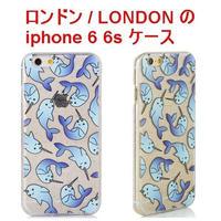 セール skinnydip イッカク IPHONE6ケース iphone6sケース NARWHAL CASE 6 6s アイフォン6ケース おしゃれ