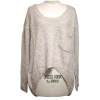 ファインダーズ キーパーズ findersKEEPERS レディース セーター トップス Finer Feeling Knit Ivory XS