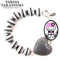 TARINA TARANTINO タリナタランティーノ アメリカの ハロー キティ ブレスレット アクセサリー キティちゃん グッズ コラボ 商品 かわいい ギフト 海外 ブランド