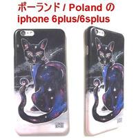 MrGUGU&MissGO ミスターググアンドミスゴー ポーランド 猫 galatic cat phone case iphone 6plus/6splus アイフォン シックス プラス ケース 海外
