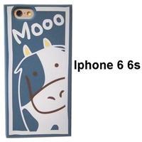 candies キャンディーズ 牛 Animal of year mooo iphone 6 6s case iphone6s ケース おもしろ シリコン おしゃれ ソフト ブランド