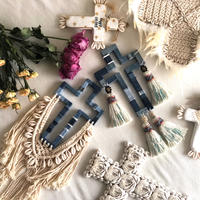 yaabou collaboration denim cross