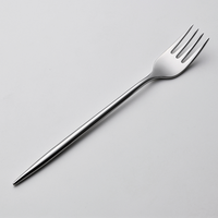 フォーク [大] SUGATA Silver