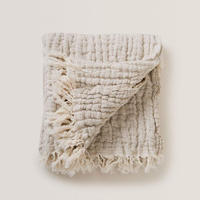 Garbo & Friends Mellow Lin Small Blanket