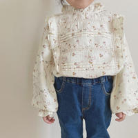 Liilu  Maria Blouse-Froral