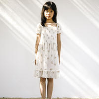 Liilu  Tilda Smocked Dress-summer blossom