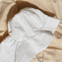 Konges Sloejd POSEY BONNET -CLEAR WHITE