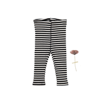 Lovely Littles The Ribbed Leggings Stripe