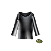 Lovely Littles The Ribbed Tee Stripe