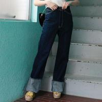 【Used】High waist denim / ハイウエストデニム