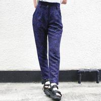 【Used】Paisley patten pants / ペイズリー柄パンツ