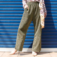 【migration】Glitter easy pants  / グリッターイージーパンツ