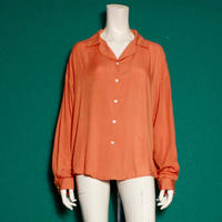 【migration】Color shirt / mg-71 / カラーシャツ