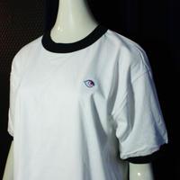【bed】Original Logo Trim T Shirt / black